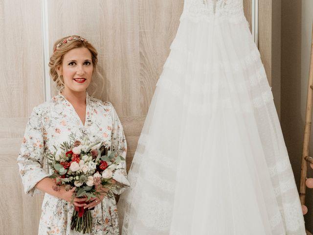 La boda de Fran y Rosa en La Carolina, Jaén 15