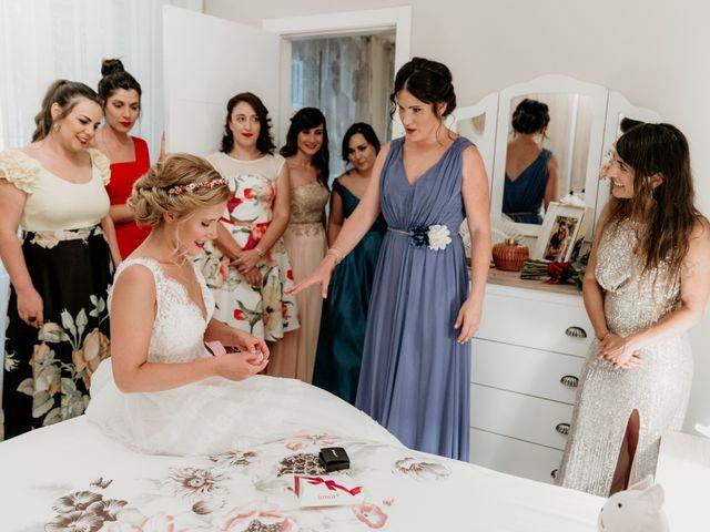 La boda de Fran y Rosa en La Carolina, Jaén 17