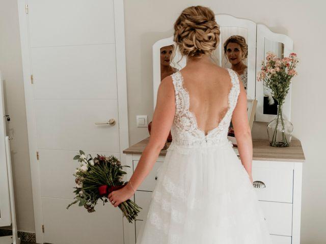 La boda de Fran y Rosa en La Carolina, Jaén 21