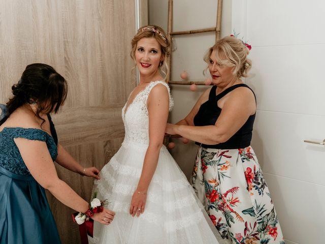La boda de Fran y Rosa en La Carolina, Jaén 23