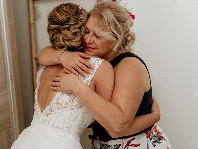 La boda de Fran y Rosa en La Carolina, Jaén 24