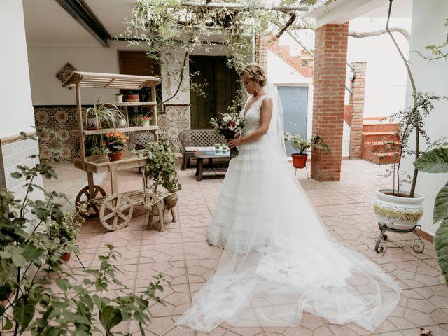 La boda de Fran y Rosa en La Carolina, Jaén 26