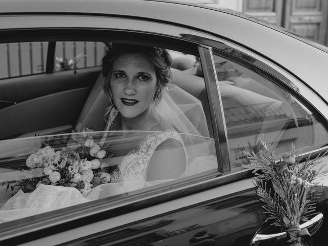 La boda de Fran y Rosa en La Carolina, Jaén 28