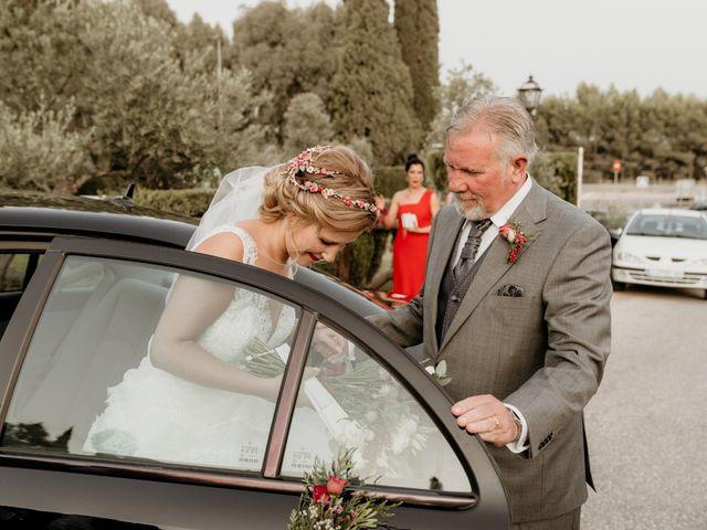 La boda de Fran y Rosa en La Carolina, Jaén 29