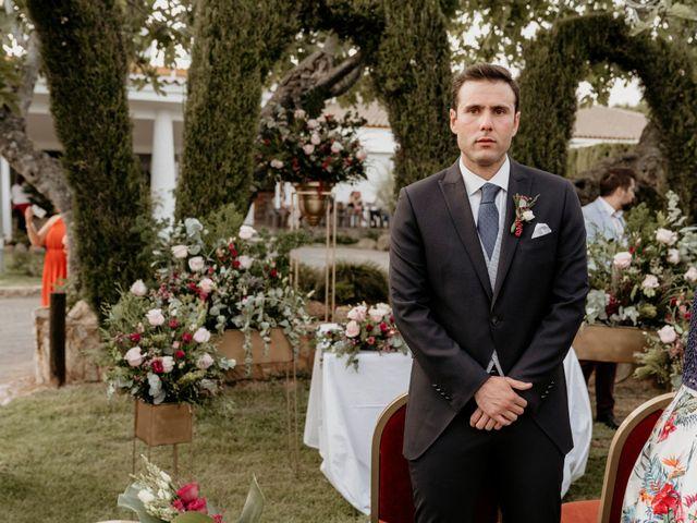 La boda de Fran y Rosa en La Carolina, Jaén 30