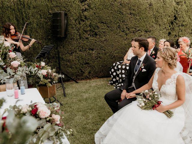 La boda de Fran y Rosa en La Carolina, Jaén 31