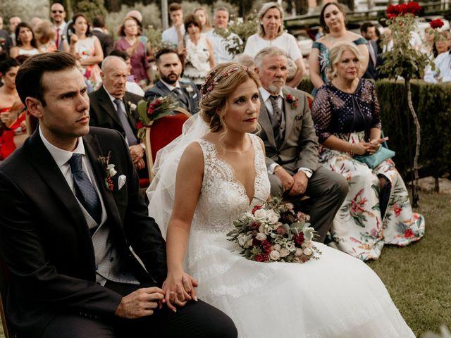 La boda de Fran y Rosa en La Carolina, Jaén 32