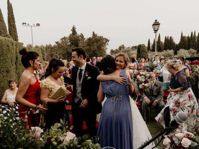 La boda de Fran y Rosa en La Carolina, Jaén 33