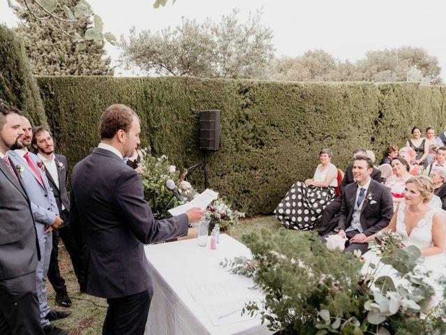 La boda de Fran y Rosa en La Carolina, Jaén 36