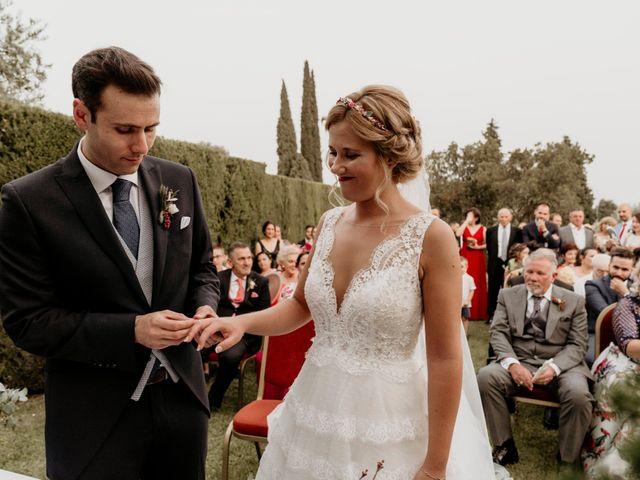 La boda de Fran y Rosa en La Carolina, Jaén 38