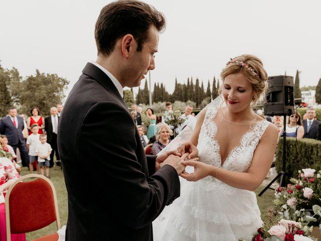 La boda de Fran y Rosa en La Carolina, Jaén 39