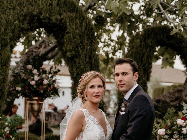 La boda de Fran y Rosa en La Carolina, Jaén 42