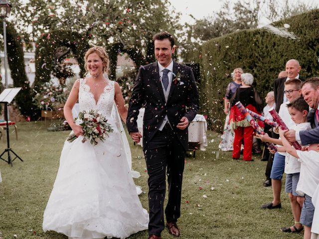 La boda de Fran y Rosa en La Carolina, Jaén 43