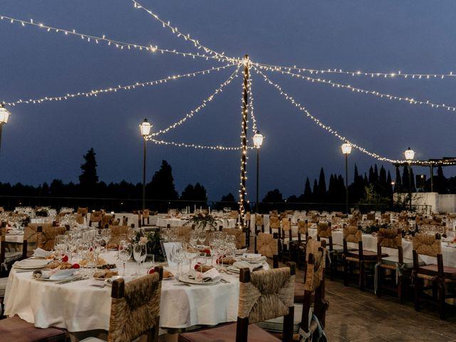 La boda de Fran y Rosa en La Carolina, Jaén 44