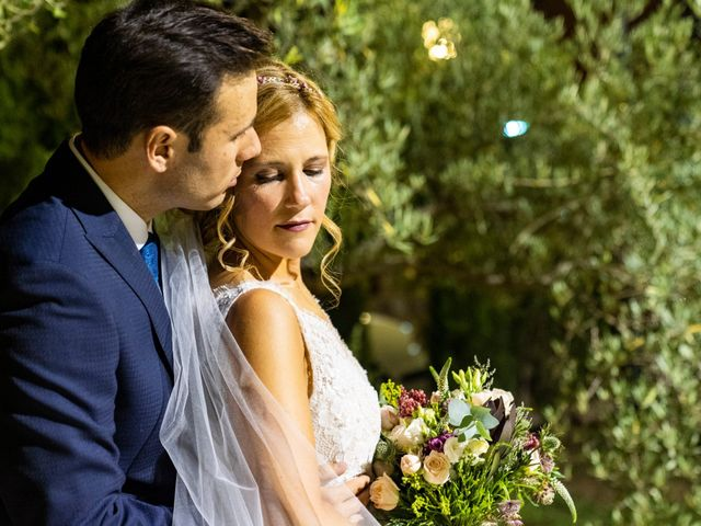 La boda de Fran y Rosa en La Carolina, Jaén 1