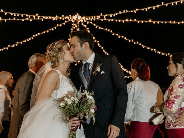 La boda de Fran y Rosa en La Carolina, Jaén 47