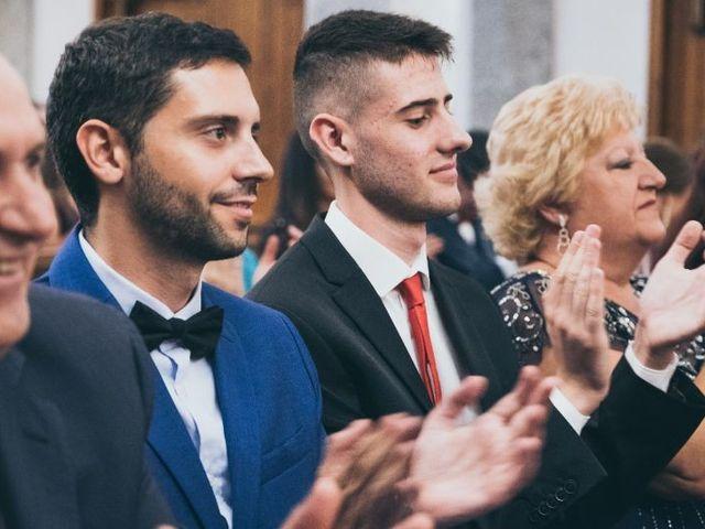 La boda de Sebastián y Casilda en San Lorenzo De El Escorial, Madrid 7