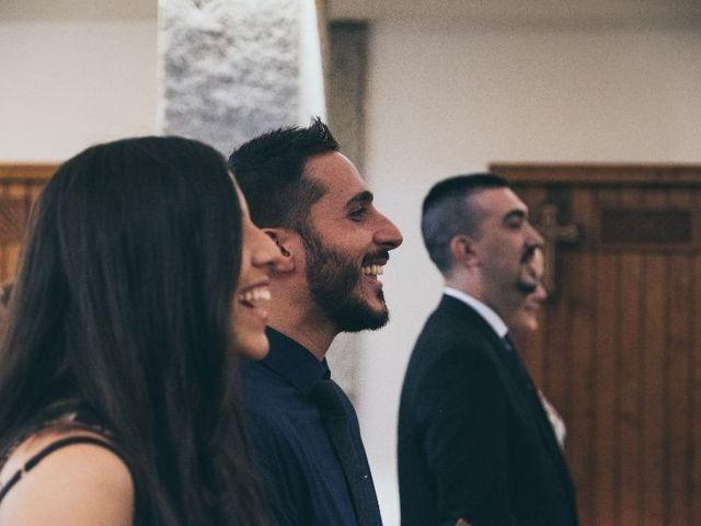 La boda de Sebastián y Casilda en San Lorenzo De El Escorial, Madrid 9