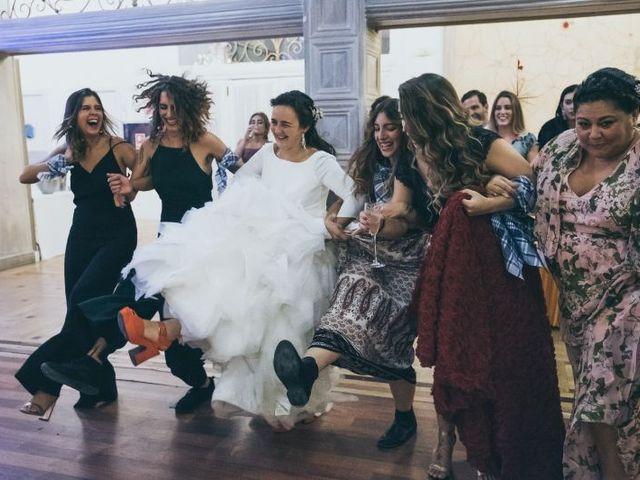 La boda de Sebastián y Casilda en San Lorenzo De El Escorial, Madrid 20