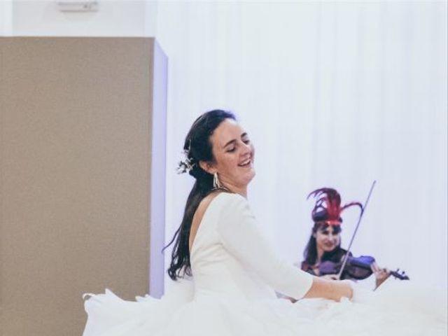La boda de Sebastián y Casilda en San Lorenzo De El Escorial, Madrid 21