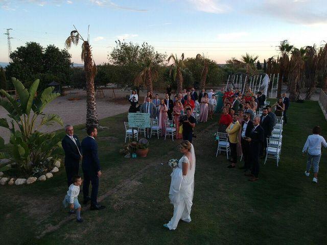 La boda de Irene y Daniel