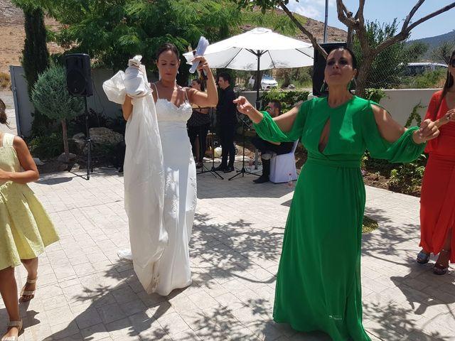 La boda de Jordi y Ana belen en La Calahorra, Granada 4