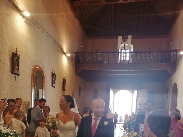 La boda de Jordi y Ana belen en La Calahorra, Granada 5