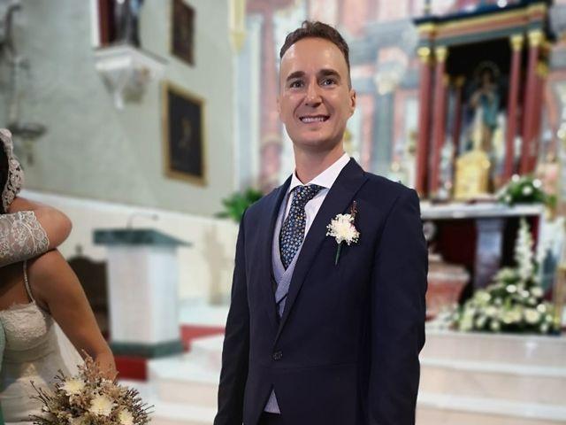 La boda de Jordi y Ana belen en La Calahorra, Granada 6