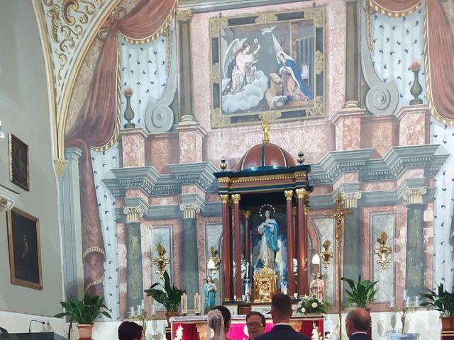 La boda de Jordi y Ana belen en La Calahorra, Granada 7