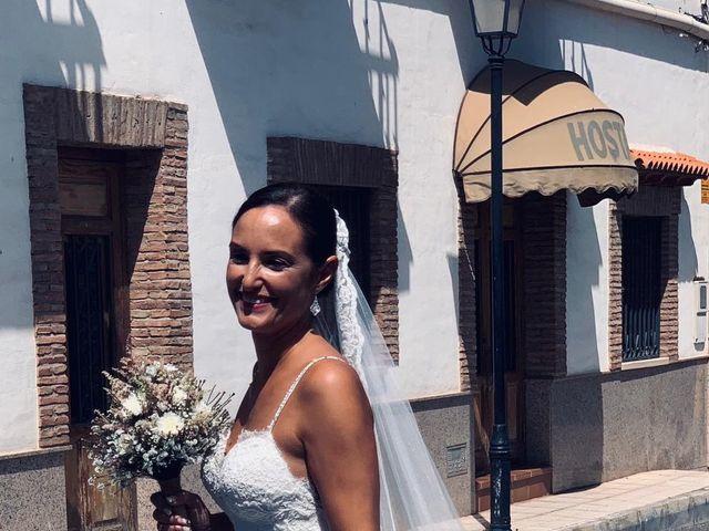 La boda de Jordi y Ana belen en La Calahorra, Granada 10