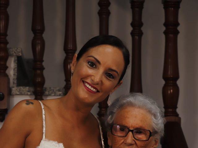 La boda de Jordi y Ana belen en La Calahorra, Granada 11