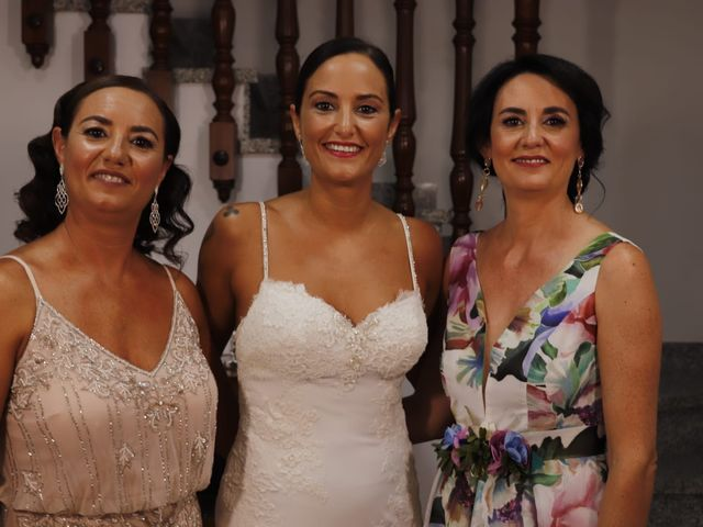 La boda de Jordi y Ana belen en La Calahorra, Granada 2