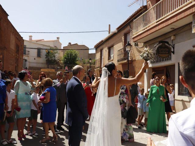 La boda de Jordi y Ana belen en La Calahorra, Granada 12