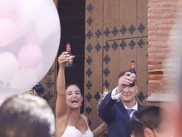 La boda de Jordi y Ana belen en La Calahorra, Granada 13