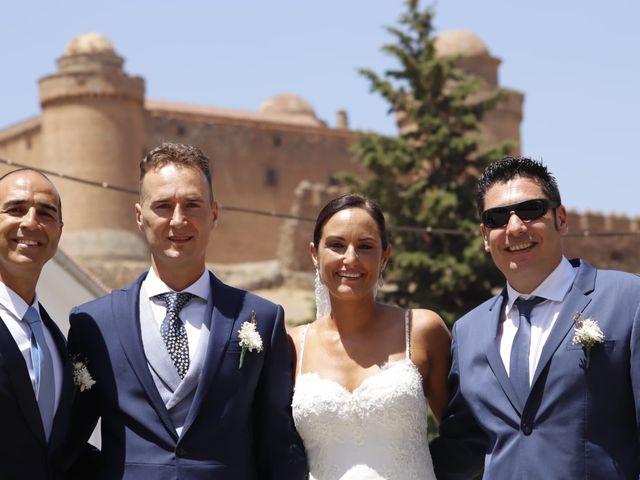 La boda de Jordi y Ana belen en La Calahorra, Granada 14