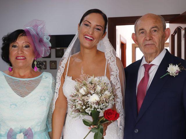 La boda de Jordi y Ana belen en La Calahorra, Granada 15