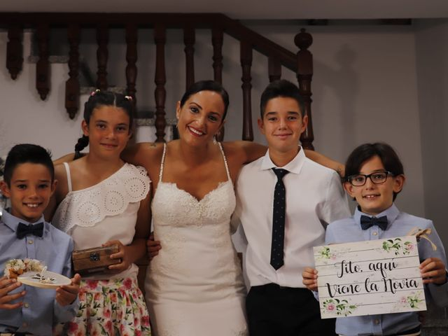 La boda de Jordi y Ana belen en La Calahorra, Granada 16