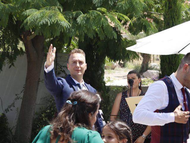 La boda de Jordi y Ana belen en La Calahorra, Granada 18