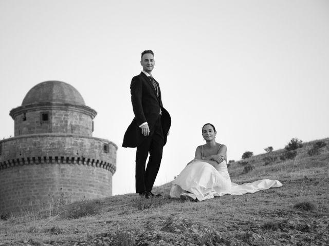 La boda de Jordi y Ana belen en La Calahorra, Granada 20