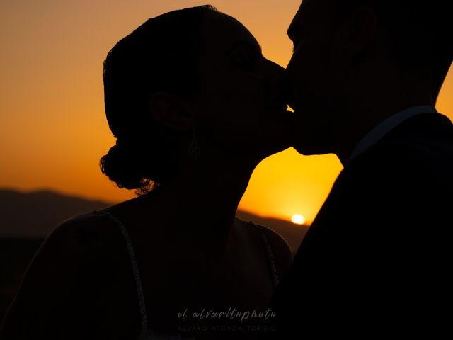 La boda de Jordi y Ana belen en La Calahorra, Granada 21