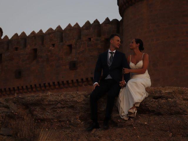 La boda de Jordi y Ana belen en La Calahorra, Granada 22