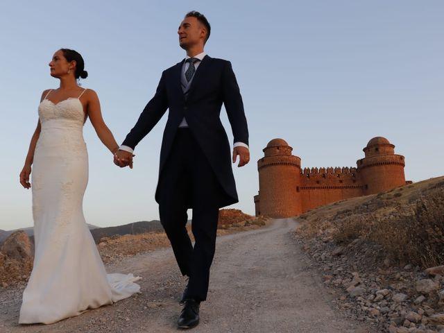 La boda de Jordi y Ana belen en La Calahorra, Granada 23
