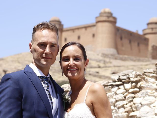 La boda de Jordi y Ana belen en La Calahorra, Granada 29