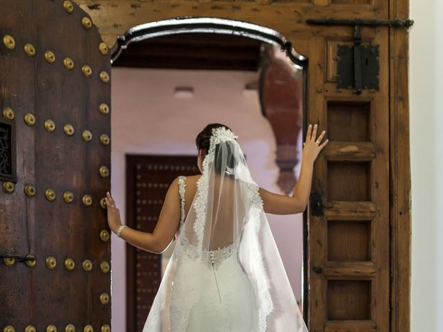 La boda de Manolo y Pastora en Fuente Palmera, Córdoba 17