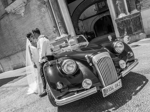 La boda de Manolo y Pastora en Fuente Palmera, Córdoba 20