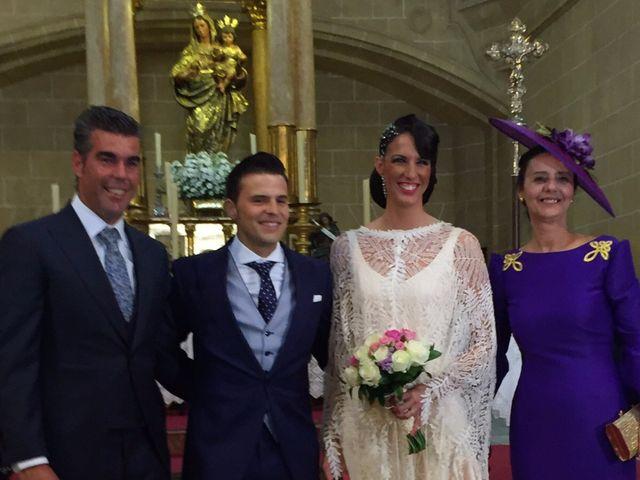 La boda de Nacho y Patricia en Moguer, Huelva 3