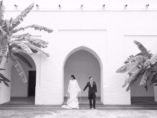 La boda de Nacho y Patricia en Moguer, Huelva 1
