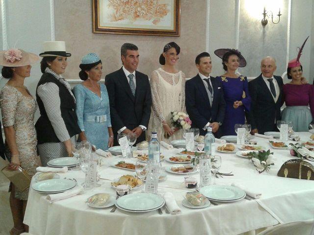 La boda de Nacho y Patricia en Moguer, Huelva 2