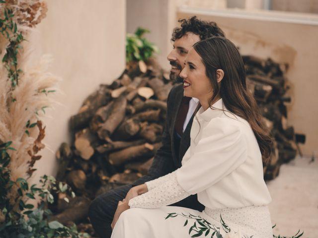 La boda de Álvaro  y Sarai en Sueca, Valencia 5