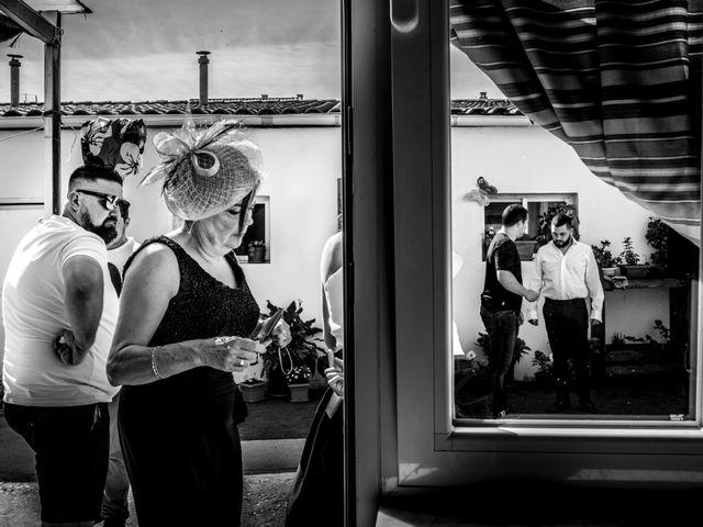 La boda de Ángela y Miguel en Cantalpino, Salamanca 2